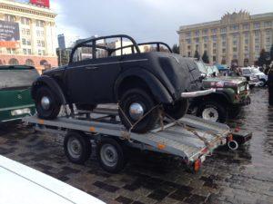 Прогресс по реставрации Москвича 400-420А